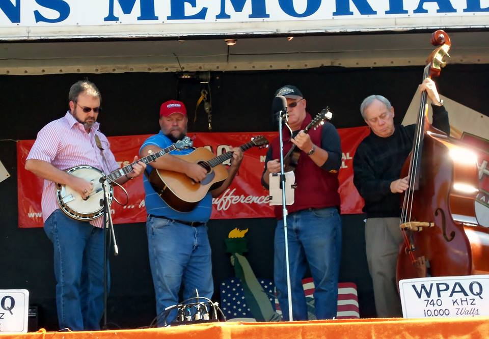 bluegrass & beyond at autumn leaves festival